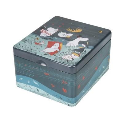 Банка для хранения чая Moomin Буря