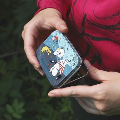 Коробка для сладостей Moomin Буря мини
