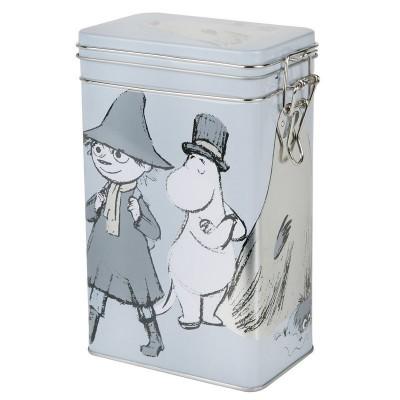 Банка для кофе Moomin Долина Муми-троллей