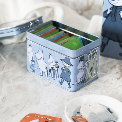 Банка для чая Moomin долина Муми-троллей