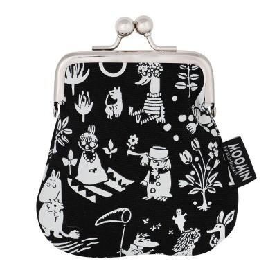 Кошелек Moomin Tove Black