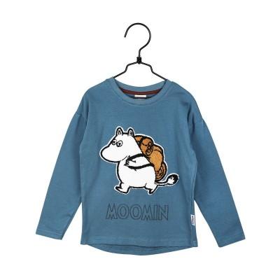 Кофта Moomin Муми Тролль Blue р.110