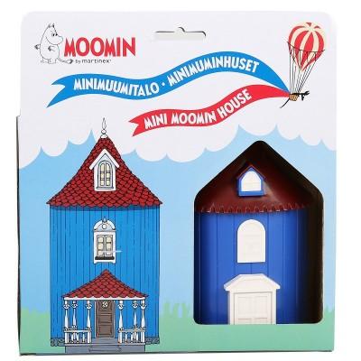 Набор фигурок Moomin Муми-дом мини Мими-Тролль