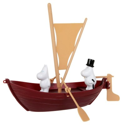 Набор фигурок Moomin Парусная лодка
