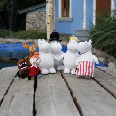 Мягкая игрушка Moomin Муми мама