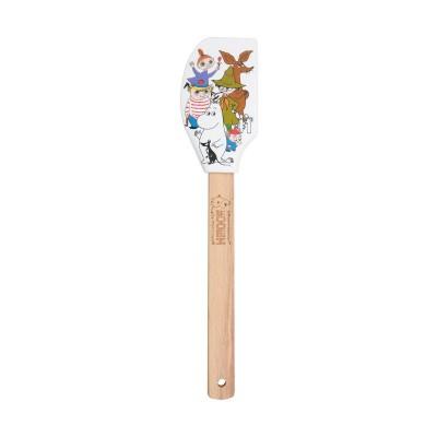 Силиконовая лопатка Moomin Фигуры M