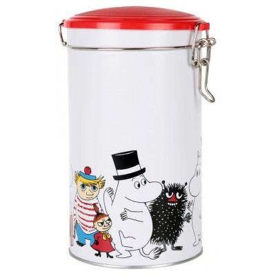 Банка для кофе Moomin Персонажи