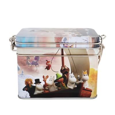 Банка для чая Moomin Парусный спорт в долине Муми-троллей