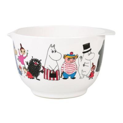 Чаша Moomin, меламин 1,5 л