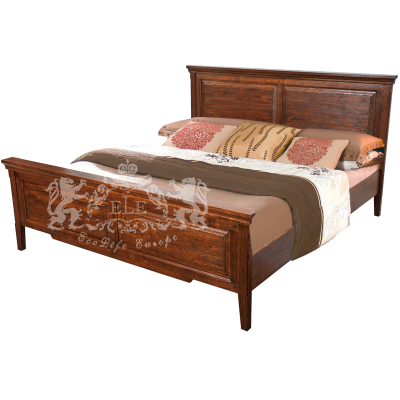 Кровать двуспальная Normandy
