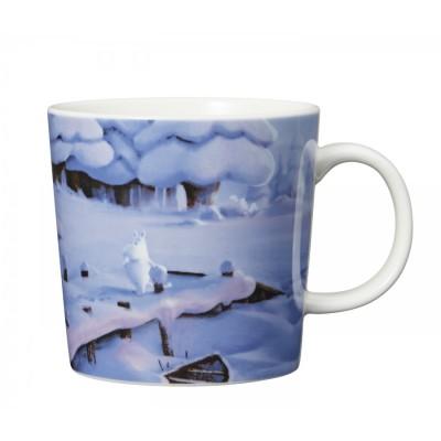 Кружка Moomin, Середина зимы 300 мл