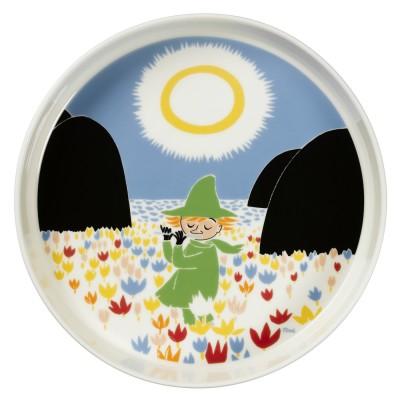 Блюдо для сервировки Moomin Дружба 26 см