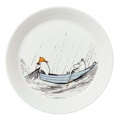 Тарелка Moomin, К истокам 19см