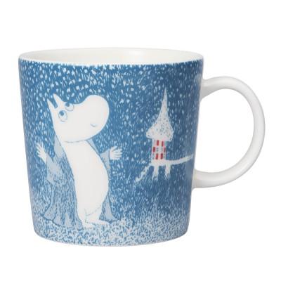 Кружка Moomin, Первый снег 300 мл