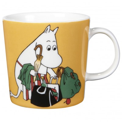 Кружка Moomin, Муми-мама абрикосовая, 0,3л