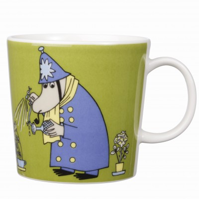 Кружка Moomin, Инспектор 300 мл