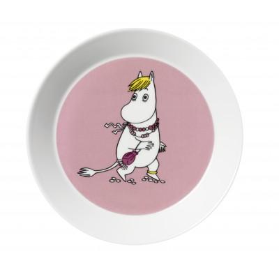 Тарелка Moomin, Фрёкен Снорк, 19см