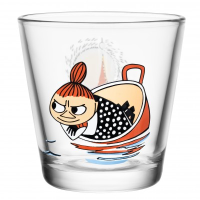 Стакан Moomin, Малышка Мю, 210мл