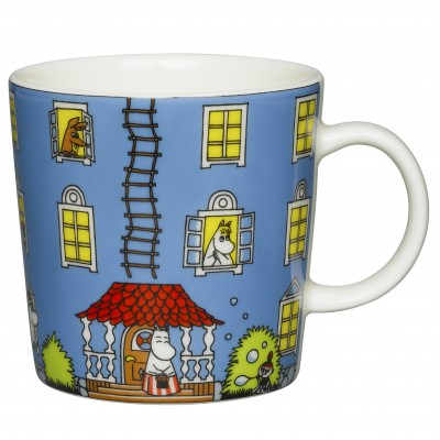 Кружка Moomin, Муми-дом 300 мл
