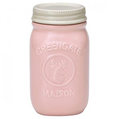 Банка для хранения Maison pink 15cm