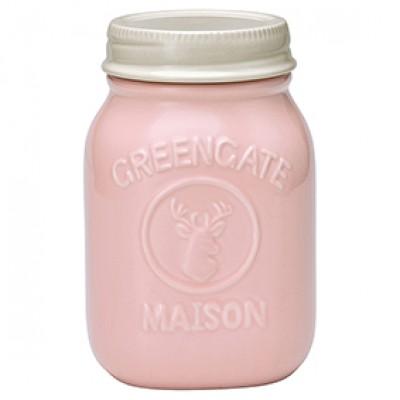 Банка для хранения Maison pale pink 19cm