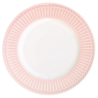 Десертная тарелка Alice pale pink