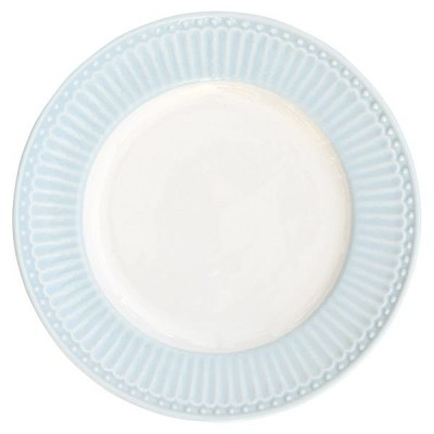 Десертная тарелка Alice pale blue