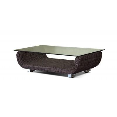 'Ривьера' столик коричневый