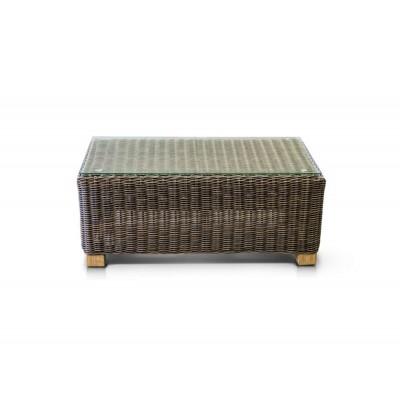 'Либрари' стол коричневый
