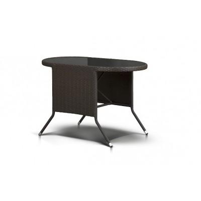 'Прато' стол коричневый