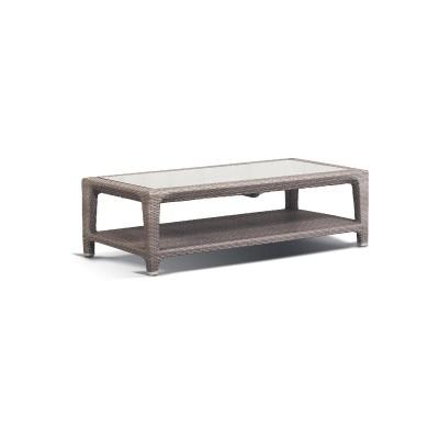 'Лабро' кофейный  столик серый