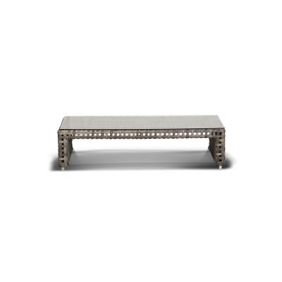 'Тито' кофейный столик серый