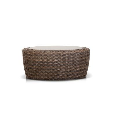 'Авела', кофейный столик темно-коричневый