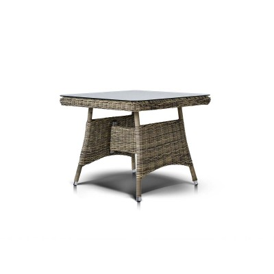 'Венето', стол соломенный 900х900