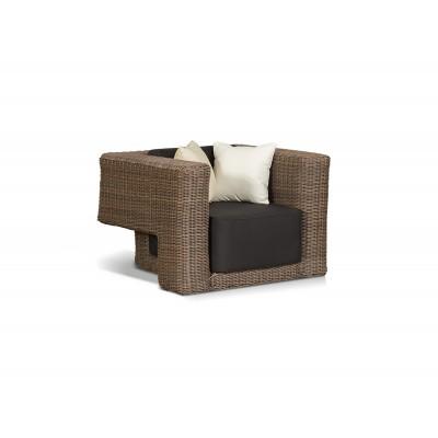 'Гранада' кресло коричневое