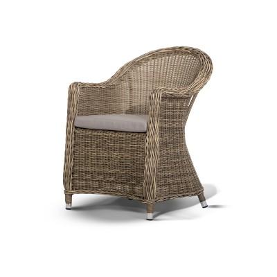 'Равенна' кресло  соломенное