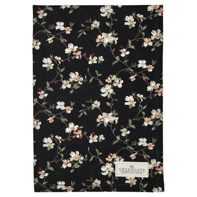 Полотенце Jolie black 50x70 см