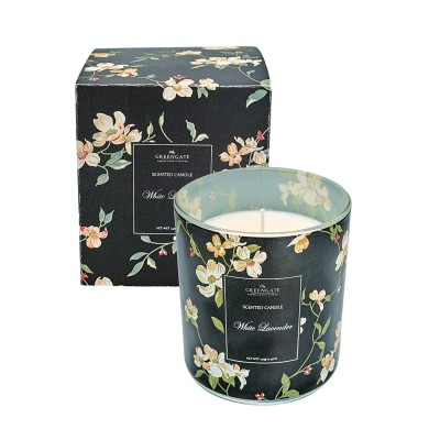 Ароматизированная свеча Jolie black 240 г