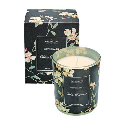 Ароматизированная свеча Jolie black 120 г