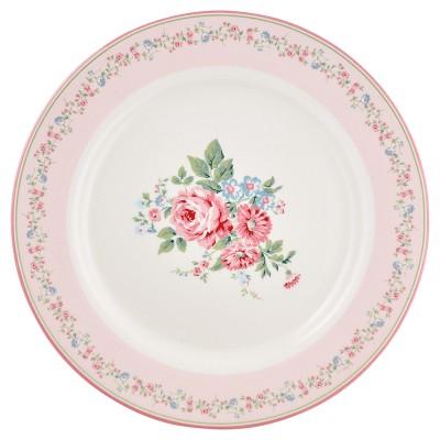 Блюдо Marley pale pink 25 см