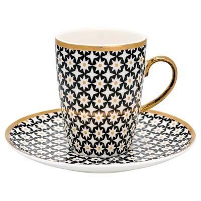 Кофейная пара эспрессо Lara gold