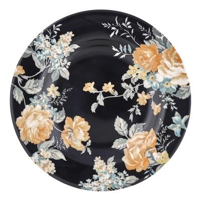 Десертная тарелка Josephine black 15 см
