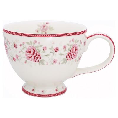 Чайная чашка Flora vintage 400 мл