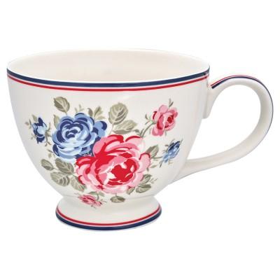 Чайная чашка Hailey white 400 мл