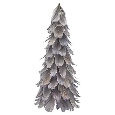 Рождественское дерево grey large