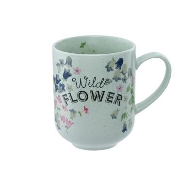 Кружка Alice Wildflower Warm Cream