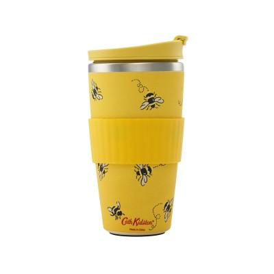 Кружка на вынос Bee Warm Cream
