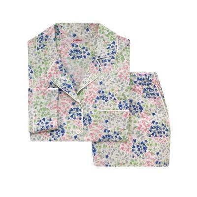 Пижамный комплект длинный Tiny Painted Bluebell Warm Cream M