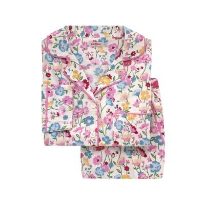 Пижамный комплект длинный Park Meadow  Warm Cream L