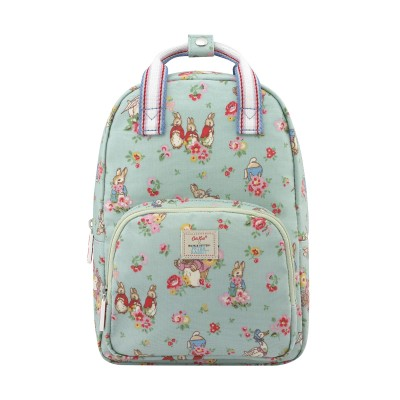 Детский рюкзак Кролик Питер Ditsy Mint